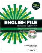 učebnice italštiny English File Intermediate 3rd Edition