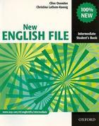 učebnice italštiny New English File Intermediate