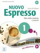 učebnice italštiny Nuovo Espresso 1