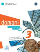 učebnice italštiny Domani 3