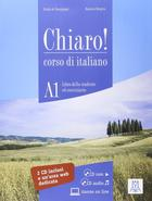 učebnice italštiny Chiaro! A1