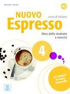 učebnice italštiny Nuovo Espresso 4