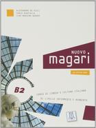 učebnice italštiny Nuovo Magari B2