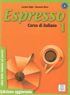 učebnice italštiny Espresso 1