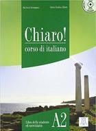 učebnice italštiny Chiaro! A2