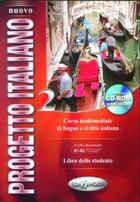 učebnice italštiny Nuovo Progetto Italiano - 2