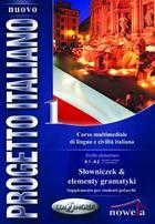 učebnice italštiny Nuovo Progetto Italiano - 1