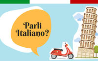 Veřejný kurz Komunikativní metodou Italština A2 IJ 2018 - Kurz italštiny - Praha 3