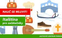 Italština pro začátečníky - Ostrava; pondělí 16:30 - 18:00 - Kurz italštiny - Ostrava Mariánské Hory a Hulváky