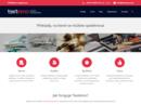 Textemo homepage