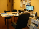 Naše první kancelář, fungujeme už od roku 2007