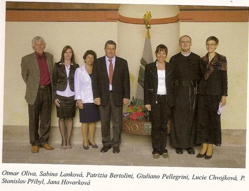 Odhalení pomníku na památku ledrenských obyvatel